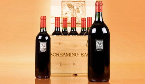 ����� ������� ���� - Screaming Eagle Cabernet Sauvignon 1992 ����,  �� $500 ������