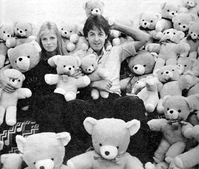����� � ��� ��������� (Linda & Paul McCartney)