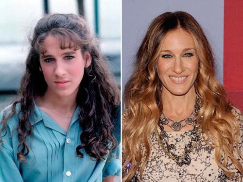 С юности Сара Джессика Паркер считала себя некрасивой. Как только у звезды появились деньги, она занялась «перестройкой» своей внешности.