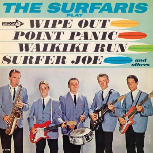 The Surfaris – The Surfaris Play (1963)