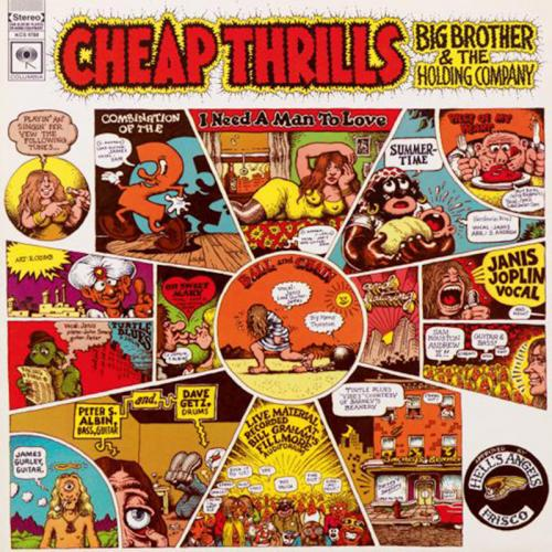 Big Brother & the Holding Company – Cheap Thrills (1968)
