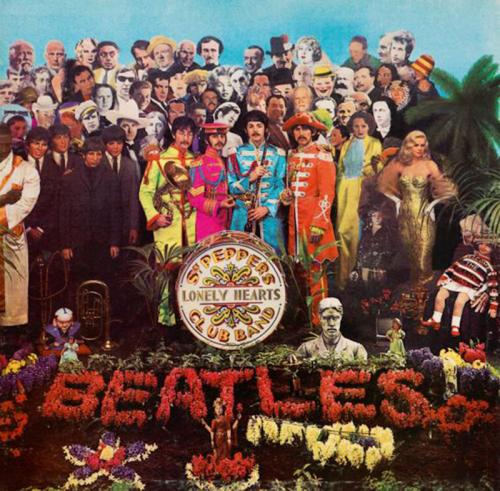 The Beatles – Sgt. Pepper's Lonely Hearts Club Band (1967)