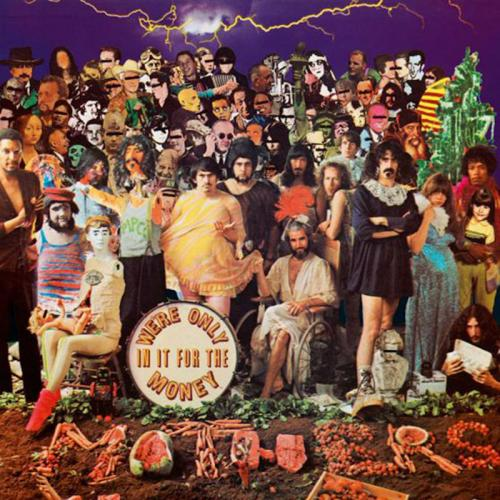 The Mothers of Invention – We're Only in it for the Money (1968)