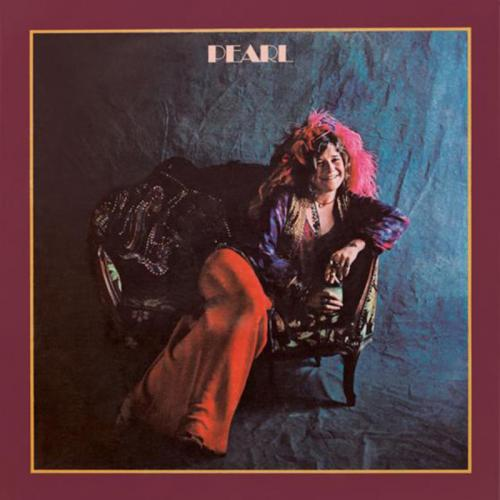 Janis Joplin & the Full Tilt Boogie Band – Pearl (1971)