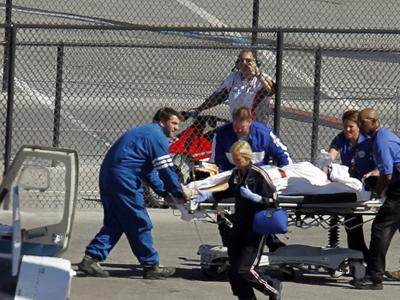 Вскоре пришла новость, что врачам не удалось спасти жизнь англичанина. Стоит отметить, что гибель Уэлдона стала первым смертельным случаем на этапах IRL IndyCar с 2006 года.