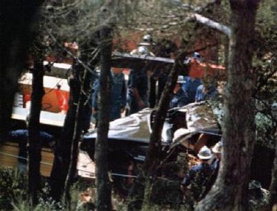 Из остатков машины Грейс Келли была вытащена живой, но, получив серьезные ранения, находилась без сознания. Она умерла на следующий день в госпитале Монако, в 1985 году переименованном в Больничный центр княгини Грейс.