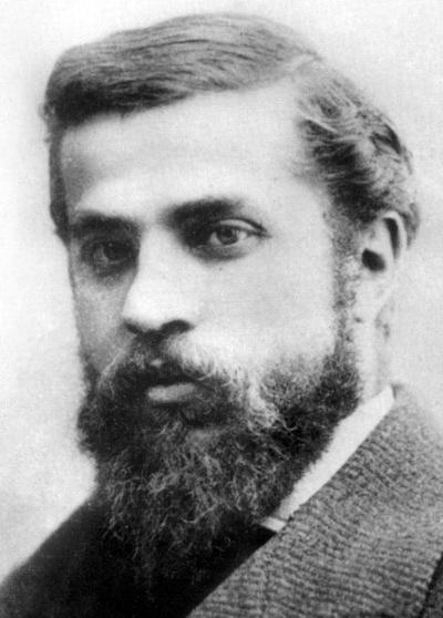 Антонио Гауди (Antoni Gaudi), 25 июня 1852 - 10 июня 1926 73-летний испанский архитектор погиб в Барселоне по дороге в церковь Сант-Фелип-Нери, прихожанином которой он был, - мужчину сбил трамвай, отчего он потерял сознание.