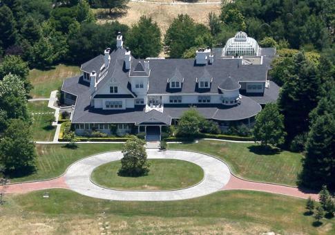 Самый богатый человек в мире дом