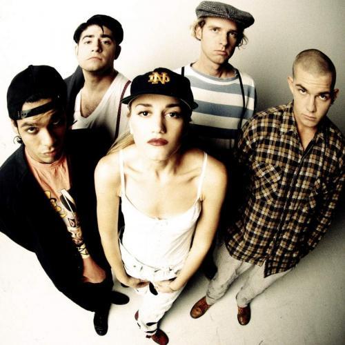 No Doubt Американская ска-панк-группа под предводительством Гвен Стефани приобрела широкую известность после выхода альбома Tragic Kingdom в 1995 году.