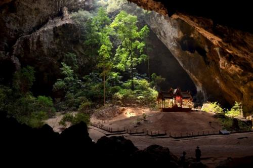 20 красивейших пещер в мире