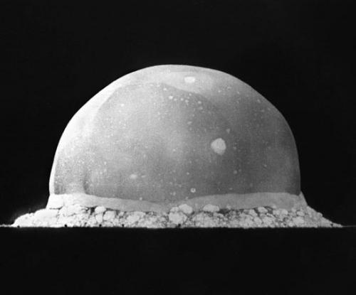 испытание первой атомной бомбы в ссср фото