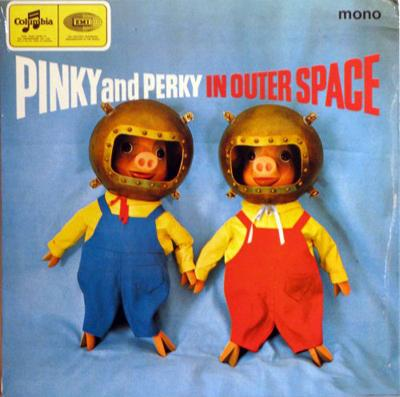 «Pinky and Perky» - «Pinky and Perky in Outer Space» (1965)