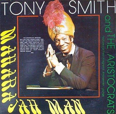 Tony Smith - «Maharajah Man» (1974)