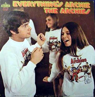 The Archies - «Everything`s Archie» (1969)