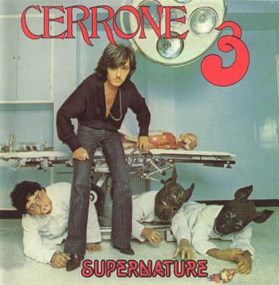 Cerrone 3 – «Supernature» (1977)