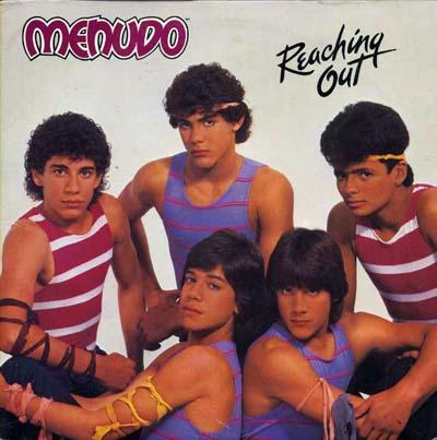 Menudo - «Reaching Out» (1984)
