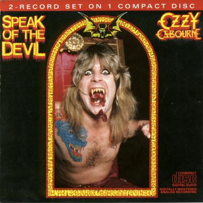 Ozzy Osbourne - «Speak of the Devil» (1982)