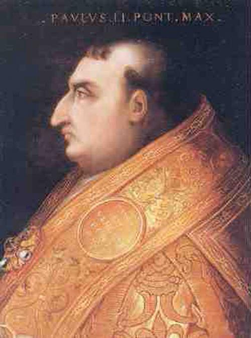 Папа Павел II А вот Папе Павлу II (1467-1471) повезло меньше. Он скончался во время секса с мальчиком-служкой. Причем мальчик исполнял, так сказать, активную роль.