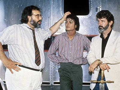 ������� ���� ������� (Francis Ford Coppola), ����� ������� (Michael Jackson) � ������ ����� (George Lucas)