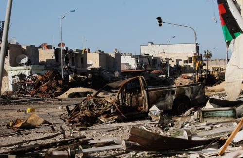 как жизнь в ливии Очень сильно