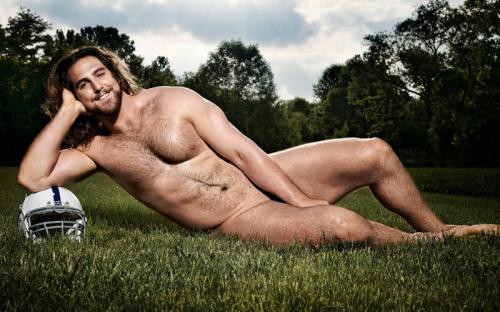 Спортсмен без одежды фото #3