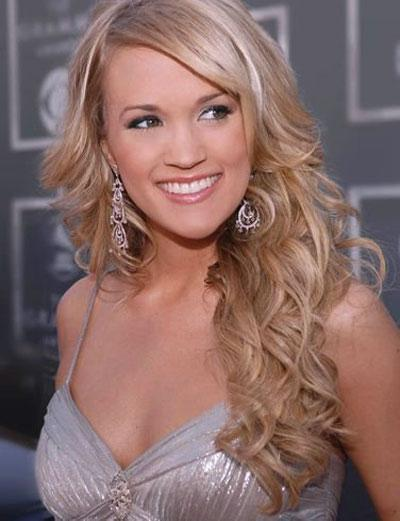 23. Керри Андервуд (Carrie Underwood)