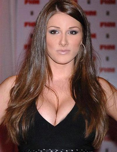 69. Люси Пиндер (Lucy Pinder)