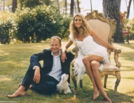 5bb81deb0ad411b Андрей Мельниченко и Александра Николич - 30 миллионов долларов На свадьбе  российского миллиардера и Мисс Югославии