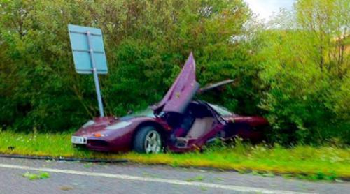 Топ-10 самых дорогих аварий знаменитостей