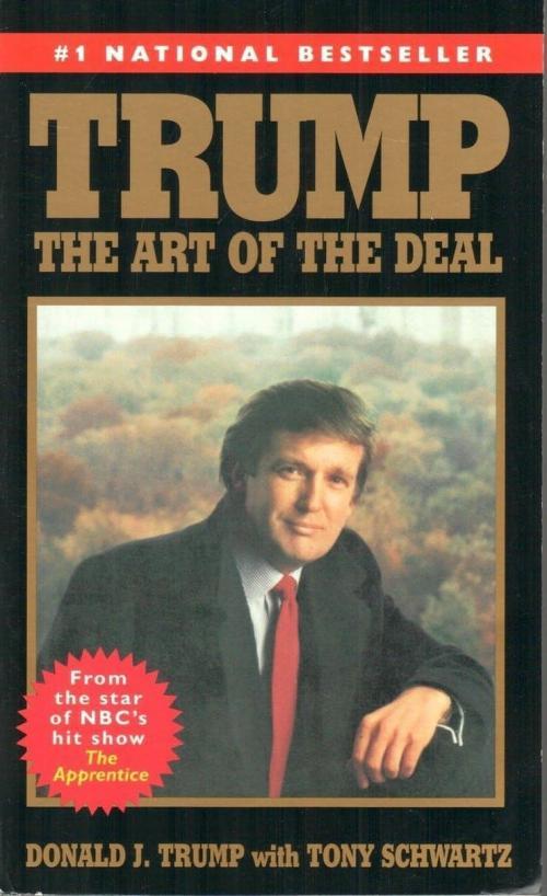 """3. Книга """"The Art of the Deal"""", продано более 1 млн экземпляров.В русском издании книга называется """"Искусство заключать сделки"""", и по всему миру продано более миллионов экземпляров. Эту книгу он написал в 2004 году (переведена на русский в 2013) в соавторстве с Тони Шварцем. Это наполовину мемуары, наполовину деловая книга — руководство по искусству заключать сделки. Она очень популярная, была признана """"Нью-Йорк Таймс"""" бестселлером. Шварц, который познакомился с Трампом довольно близко, теперь вроде бы сожалеет, что вывел в книге образ миллиардера гораздо более симпатичным, чем он есть на самом деле. Он увековечил в книге несколько мифов. Один из таких мифов —  что Трамп создал все, что он сегодня владеет, полностью сам. На самом деле, его отец основал и руководил многими из его ранних коммерческих предприятий, возможно, на кредитные средства; он также унаследовал большую часть своего состояния. Интересно, что Трамп едва признает деловые качества отца. В любом случае, книга интересная, прочитать стоит."""