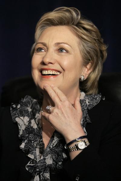 Хиллари Клинтон (Hillary Clinton)Американский политик IQ=140