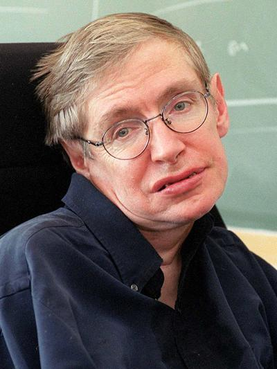 Стивен Хокинг (Stephen Hawking)Британский физик-теоретик IQ=160