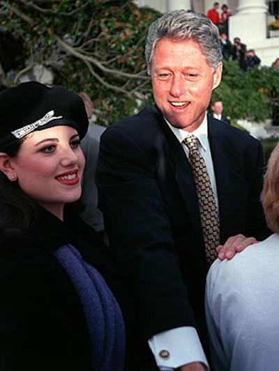 the bill clinton scandals
