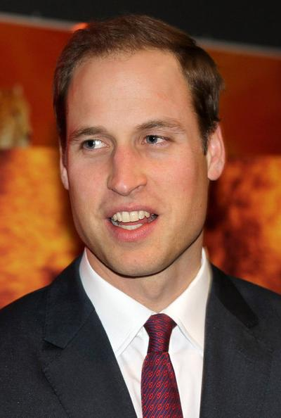 5. Принц Уильям (Prince William), 29 лет, женат