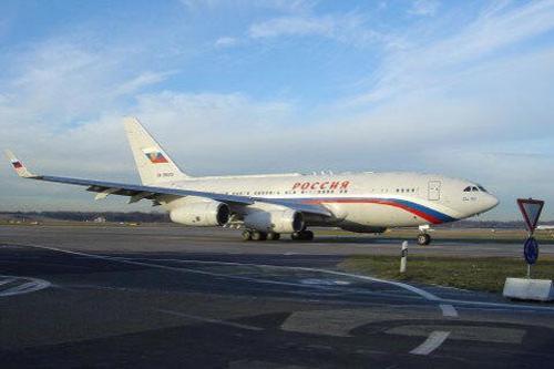 Борт № 1: что внутри у президентского самолёта - Фото ... Самолет Путина