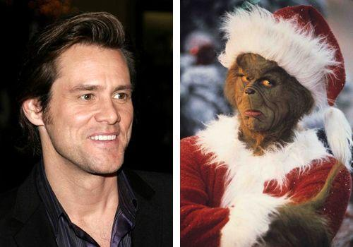 "���� ����� (Jim Carrey) - ""�����, ���������� ���������"" (The Grinch Who Stole Christmas)."