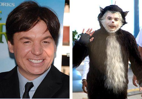 "���� ������ (Mike Myers) � (""��� � �����"") The Cat in the Hat."
