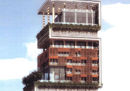 Уникальность здания состоит не только в его цене и грандиозных размерах для частной постройки, но и в том, что каждый этаж отличается от другого по планировке и оформлению. И по назначению, конечно, тоже.