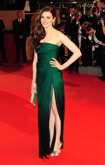 Зеленое платье звезд