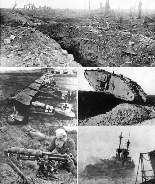 21 августа 1915 года: