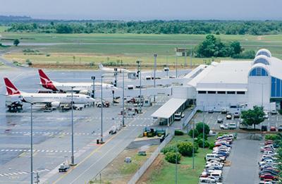 Лучший аэропорт на острове - Национальный аэропорт Дарвина (Darwin International Airport), Дарвин, Австралия