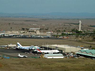Лучший аэропорт Африки - Национальный аэропорт Джомо Кеньятта (Jomo Kenyatta International Airport), Найроби, Кения