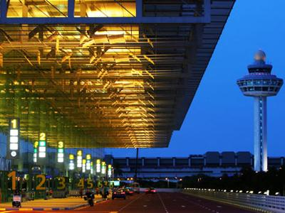 Лучший аэропорт Азии - Сингапурский аэропорт Чанги (Singapore Changi Airport), Сингапур
