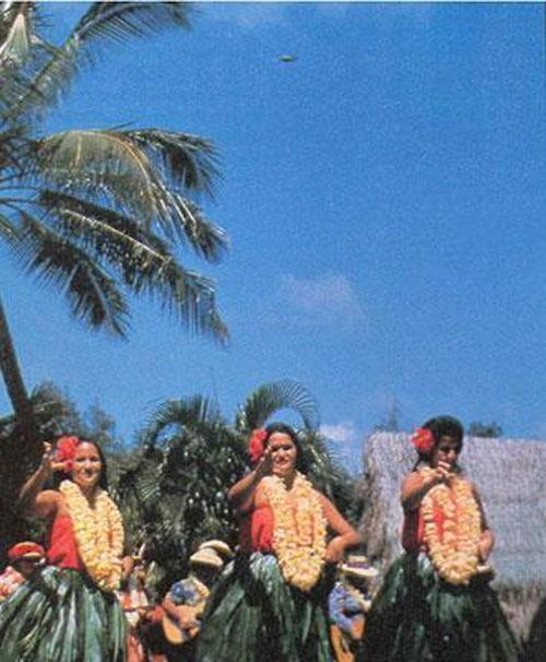 Гавайи, 1974 год...