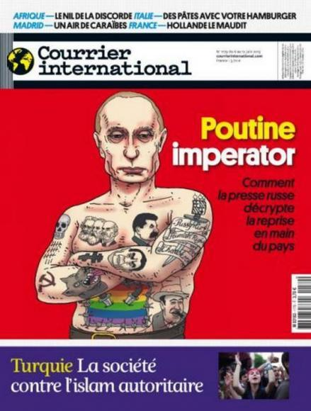 �Courrier international�, ������� 2013