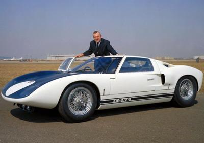 14. 1964 Ford GT40