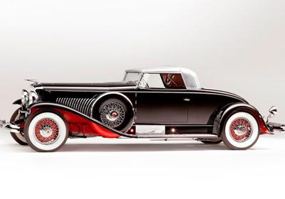 2. 1931 Duesenberg Model J Long Wheelbase Coupe