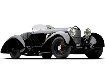 42. 1930 Mercedes-Benz SSK «Count Trossi»