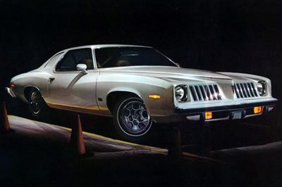99. 1973 Pontiac Grand Am