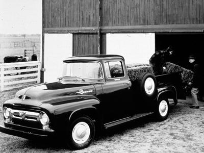 51. 1956 Ford F-100